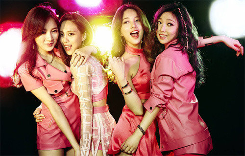 Girl group 'miss A' disbands in seven years