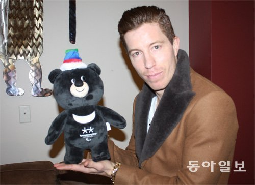 Popular snowboarder Shaun White aims to win in Pyeongchang