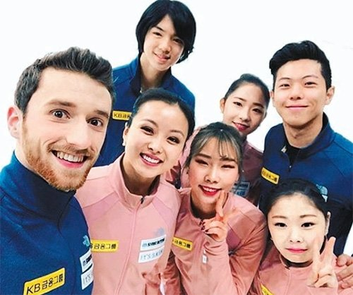 Korea qualifies for Olympic figure skating's team event