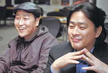 Park Chan-Uk – Song Kang-Ho Duo's New Movie, `Revenge Is Mine`
