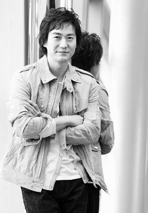 Actor Park Yong-woo