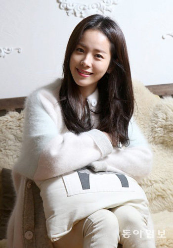 Heroine Han Ji-min talks about new movie `Plan Man`