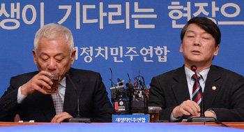 Ahn`s promise-based politics put to test