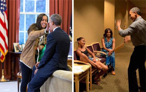 公教育を強調したオバマ大統領、娘たちは年間授業料3500万ウォンの私立名門に