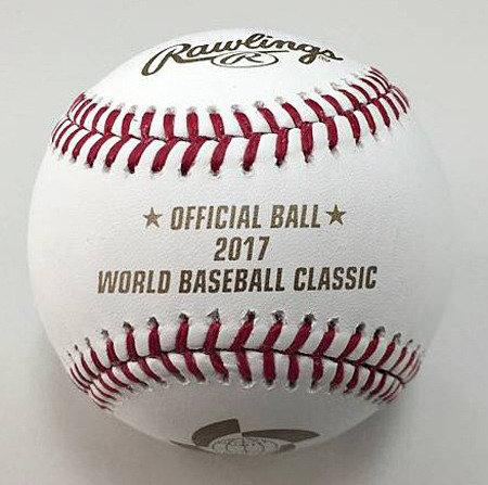 来月開幕のWBC、課題は「縫い目低く反発力弱い」公式球