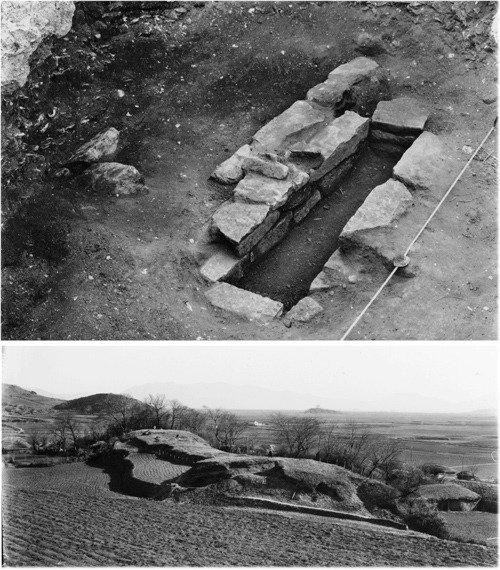 日本植民地時代の韓半島先史遺跡を写真集で証言