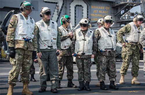 ビンラディン暗殺作戦の米特殊部隊、韓米合同軍事演習に参加