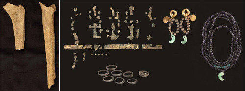 新羅の殯葬、慶山林堂洞の古墳で初めて確認