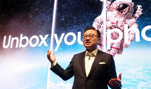 ギャラクシーS8の予約販売が好調、社長は「17日までに100万台突破」と自信示す