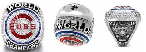 ダイアモンド214個、シカゴ・カブスのチャンピオンリングは中型セダンより高価