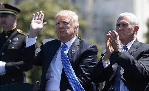 トランプ大統領、ロシアに機密流出疑惑