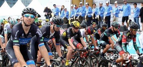ツール・ド・コリア2017開幕、韓国勢の優勝はなるか