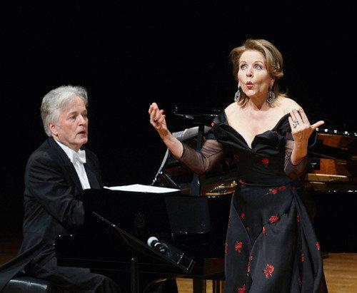 15年の待ちが惜しくない「米国の声」…ソプラノ「ルネ・フレミング」のコンサート