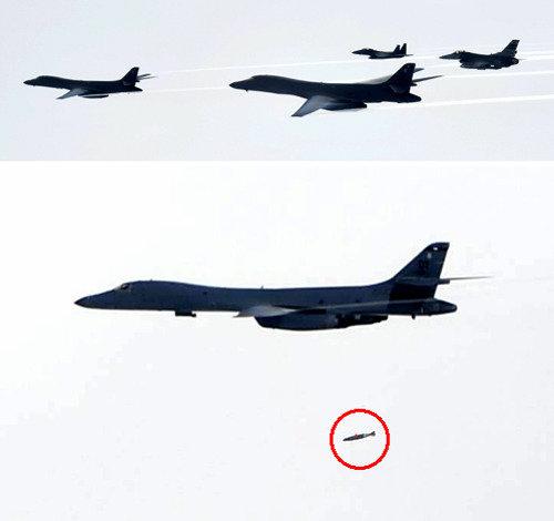 米国の「死の白鳥」出撃に北朝鮮が「核戦争」を警告