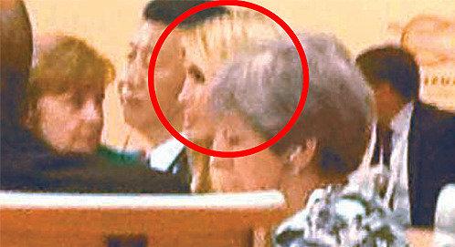 G20でイヴァンカ氏がトランプ大統領の席に座り物議
