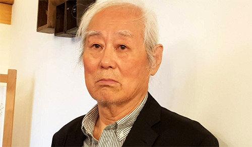 長老芸術家の金丘林氏「英韓国文化院が名誉を毀損した」