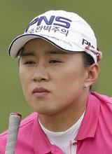 梁煕英が1打差の2位、メジャー戦初優勝はなるか 全米女子オープン初日