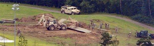 THAAD発射台4基、きょう星州に追加配備