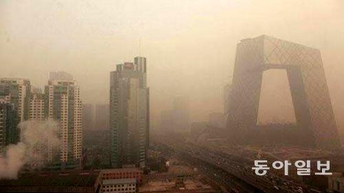「スモッグの北京」、寿命が3.1年も短縮