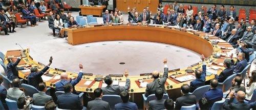 国連、北朝鮮制裁決議を全会一致で採択