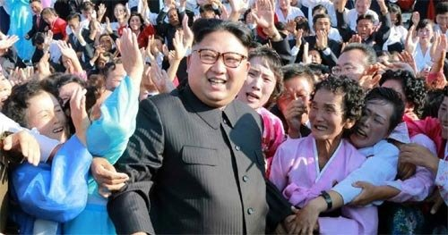 何もなかったかのように…金正恩氏が84日ぶりに国民指導