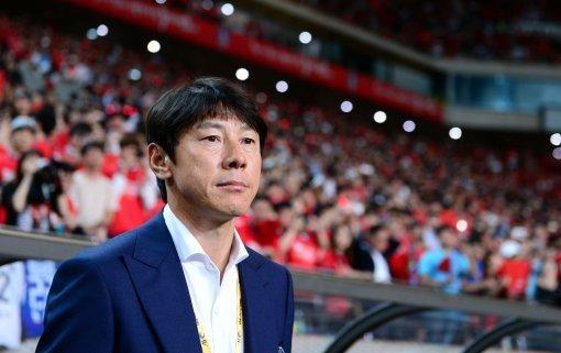 申台龍監督、代表チームを発表