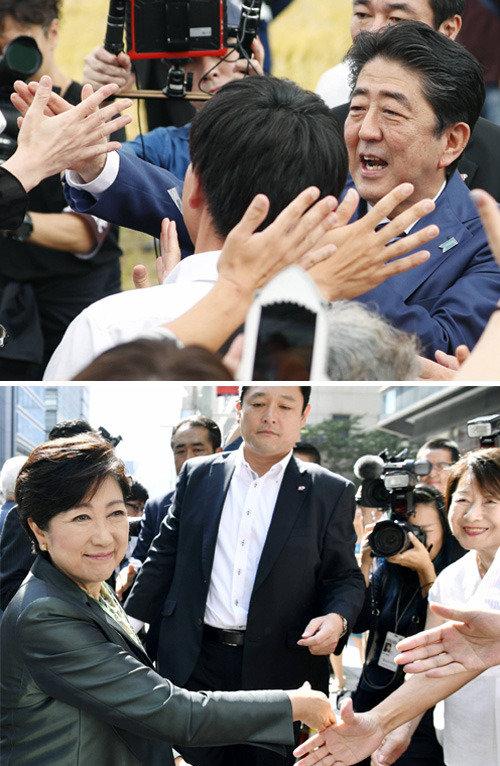 日本総選挙、どっちが勝っても改憲に加速