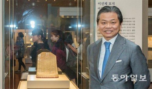 李先齊墓誌返還の渡辺祥午さん「不法搬出の朝鮮位牌は韓国にあるべき」