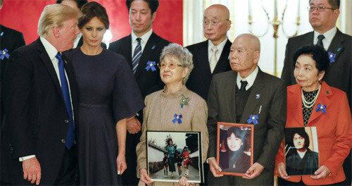 日本に「貿易不均衡」と不満を示すトランプ大統領