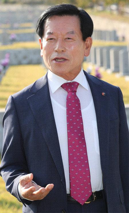 元合同参謀議長「在韓米軍がある限り戦争は絶対起きない」