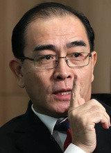 脱北の北朝鮮元公使、「北朝鮮、二重凍結カードで韓国に圧力」