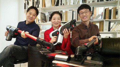 三星無線掃除機「パワーガン」、開発主役3人が語る舞台裏