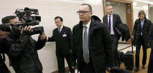 国連事務次長が訪朝、米朝対話を打診