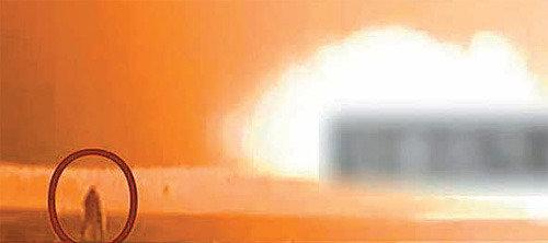 北朝鮮、火星15発射時に人身事故