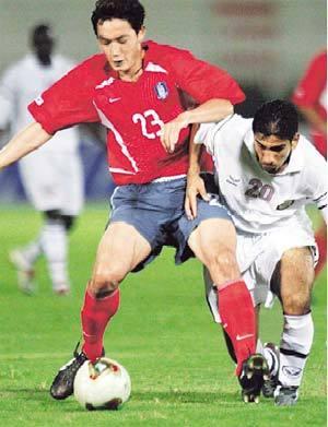 青少年サッカー代表、ドーハのア...