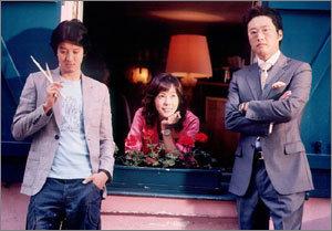 最短で視聴率40%突破 SBS「パリの恋人」