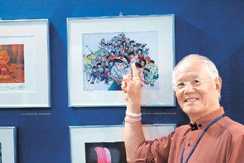 「あしたのジョー」の巨匠、千葉徹也氏が来韓