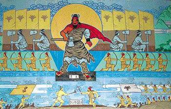 中国の東北工程に影響された歴史...