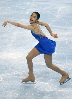 進化続ける金妍兒、歴代最高で優勝 「220点台も夢ではない」