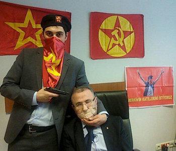 トルコの武装勢力、イスタンブー...