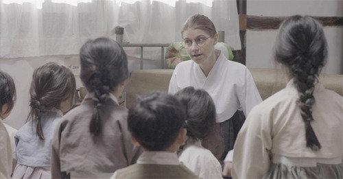 고아와 한센병 환자의 대모 벽안의 선교사 감동 일대기...다큐 영화 '서서평, 천천히 평온하게'