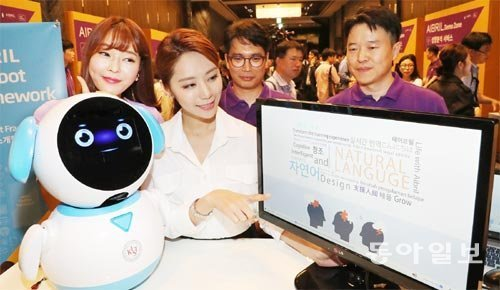 """한국어 공부 끝낸 '왓슨'...""""비즈니스용 AI 대중화"""""""