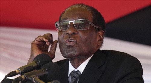 무가베 짐바브웨 대통령 사임