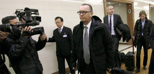 평양 간 유엔 사무차장, 북-미대화 타진
