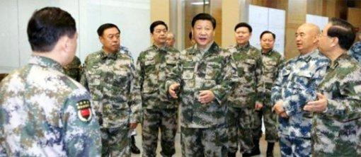 모습 드러낸 '시진핑 핵 벙커'