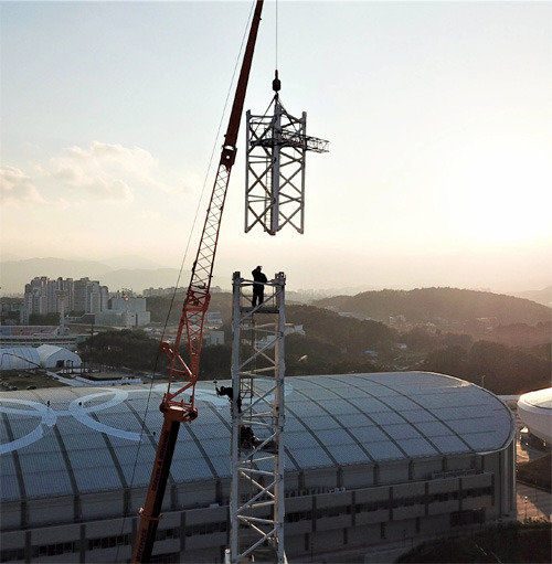 """""""전세계 220개국 시청자, 사상 첫 'VR 올림픽' 체험"""""""