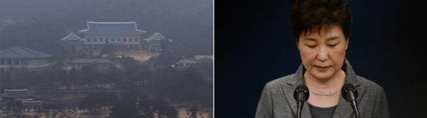 """""""뉴스 보면 우울"""" TV 끈 청와대…朴대통령 현재 생활 모습은?"""