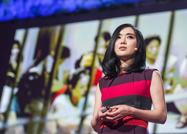 탈북소녀 '생존투쟁' 세계인 가슴 적시다