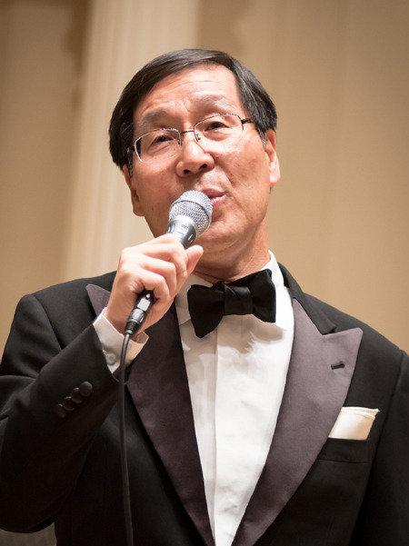 카네기홀에서 한국가요 열창 김장실 새누리당 의원