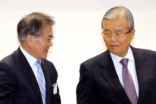 김종인, '반기문 대항마' 된다?